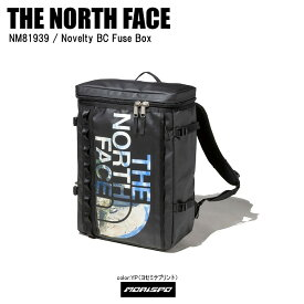 THE NORTH FACE ノースフェイス リュック NOVELTY BCFUSEBOX ノベルt BC フューズボックス NM81939 ヨセミテプ