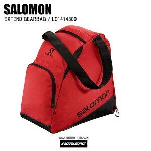 SALOMON サロモン EXTEND GEARBAG エクステンド ギアバッグ LC1414800 ゴジベリー/ブラック スキー スノボ ゲレンデ 旅行 遠征 保管 収納 ST