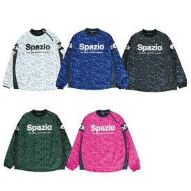 スパッツィオ SPAZIO フットサル トレーニングジャケット デジカモ ピステシャツ(裏メッシュ) GE0515 S