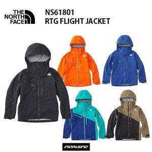 THE NORTH FACE ザ ・ ノース ・ フェイス NS61801 RTG FLIGHT JACKET NS61801 18-19   ボードウェア ジャケット ST