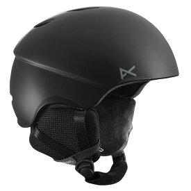 19-20モデル【anon.】アノン【Men's Helo Helmet Asian Fit】Black【アジアンフィット】軽量【ヘルメット】SNOWBOARD【スノーボード】正規品【BURTON】バートン【送料無料】