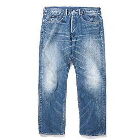 【RADIALL】ラディアル【W.M.B. 350B - STRAIGHT FIT PANTS】32inch 5year【デニム】ストレート【13オンス】5年加工【送料無料】