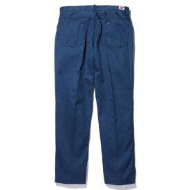 【RADIALL】ラディアル【CVS STRAIGHT PANTS】Navy【チノパンツ】ワークパンツ【定番】送料無料