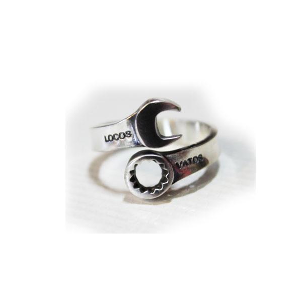 【RADIALL】ラディアル【Craft Man Ring Silver】21号【指輪】リング【シルバー】送料無料