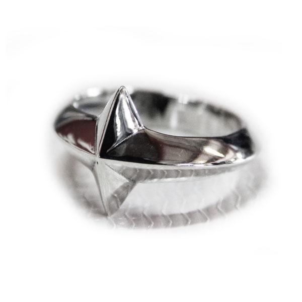 【RADIALL】ラディアル【PONTIAC RING】21号【指輪】リング【シルバー】送料無料
