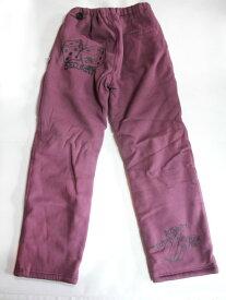 【SECURITY CLOTHING】セキュリティー【SPUER HEAVY OZ DICE SWEAT PANTS】BUR/BLK【スーパー ヘビーオンス】スウェットパンツ【車泊】極寒【StaleFink オリジナル】