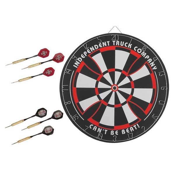 【Independent】インディペンデント【Bullseye Dart Board】Black【SKATEBOARD】スケボー【スケート】ダーツ