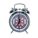 【Independent】インディペンデント【TIME TO GRIND ALARM CLOCK 】Chrome【SKATEBOARD】スケボー【スケート】目覚し時計【時計】クロ…