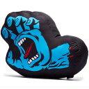 【Santa Cruz】サンタクルーズ【Screaming Hand Pillow】BLACK【SKATEBOARD】スケボー【スケート】クッション【ジムフィリップス】スク…