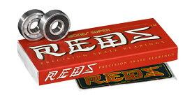 【BONES】ボーンズ SUPER REDS BEARING 【BEARING】ベアリング【ネコポス対応可】
