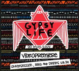 【Cliche】クリシェ【GYPSY LIFE DVD】クリーシェ【スケボー】SK8【SKATEBOARD】スケートボード