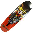 【BORN FREE】ボーンフリー【Born Free 8 Motorcycle Show DECK】9 x 33.2inch【Chopper】チョッパー【チョッパーショー】デッキ【板】…