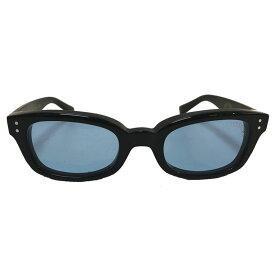 【UNCROWD】アンクラウド【Model BLUEBIRD】Black/Blue【ブルーレンズ】バイカーシェード【サングラス】UC-007【BLUCO】ブルコ【送料無料】