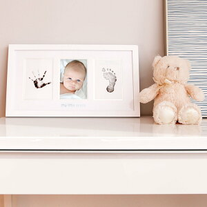 赤ちゃん手形手形足型赤ちゃん新生児手形手形足形赤ちゃん手形PEARHEAD(ペアヘッド)ベビープリント・フォトフレーム手形足型フォト写真立て出産記念ベビー赤ちゃん新生児出産祝いプレゼント