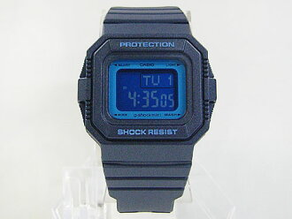 CASIO g-shock mini GMN-550-2BJR蓝莓[卡西欧G-打击小G-SHOCK2 DW-5500派型号]