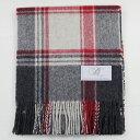 BRONTE by MoonHOWGILL Merino Lambs Wool Scarfブロンテ メリノウールマフラー[ブロンテバイムーン ラムズウール タータンチェック]