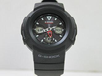 CASIO G-SHOCK AWG-M510-1AJF黑色[抚摩尺或二G打击UA型号]