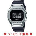 """CASIO """"G-SHOCK"""" GM-5600-1JF シルバーメタル×BKラバーバンド[カシオ Gショック メタルフェイス]【父の日】 【ギフト】 【贈り物】…"""