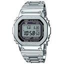 "CASIO ""G-SHOCK"" GMW-B5000D-1JF シルバーフルメタル Gショック[カシオ Gショック スピードモデル 電波ソーラー腕時計 Bluetooth 送…"
