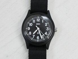 8202a43f67 MWC LIMITEDMIL-1966 Quartz ブラック EUROPE[ミリタリーウォッチカンパニー メンズ ブロードアロー 腕時計]