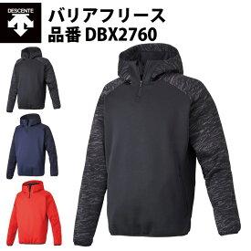 デサント バリアフリース(DBX2760) des18ss