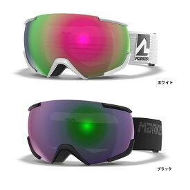 19-20 MAKER マーカー 16:10 + OTG プラス 眼鏡対応 ラージサイズ ゴーグル スキー スノーボード めがね メガネ*