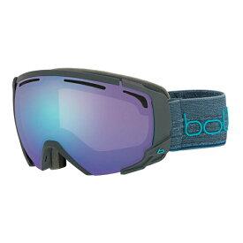 19-20 bolle ボレー SUPREME OTG シュプリーム オーティージー 球面レンズを採用 眼鏡対応モデル レンズ:オーロラスキー スノーボード ゴーグル*