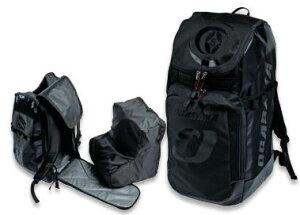 21-22 予約商品 OGASAKA オガサカ レースブーツバッグ/M スキーブーツ、ヘルメット、レガースが収容可能 SKI BAG Mサイズ リュック@