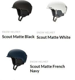 20-21 SMITH スミス Scout スカウト ヘルメット Gageが進化し登場 高耐久&軽量設計 スキー スノーボード*