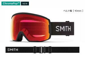 21-22 予約商品 アジアンフィット SMITH スミス ゴーグル Proxy プロキシー 調光レンズモデル 人気だったVICEの後継モデルフレーム:Black レンズ:Everyday Red Mirror スキー スノーボード