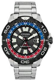 シチズン PROMASTER GMT BJ7128-59E 逆輸入 エコドライブ メンズ ウォッチ ダイバーズ 腕時計 時計 CITIZEN ECO-DRIVE【送料無料】【代引手数料無料】