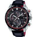 カシオ エディフィス ソーラー 腕時計 時計 クロノグラフ 海外モデル CASIO EDIFICE EQS-600BL-1A 【送料無料】【代引手数料無料】【ベ…