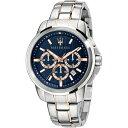 イタリア Maserati マセラティ R8873621008 時計 メンズ ウォッチ 腕時計 クロノグラフ カーブランド【smtb-KD】