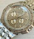 【即納可能】【あす楽】【ベルト調整無料】日本未発売 BULOVA 96C134 ブローバ メンズ ウォッチ 腕時計 スワロフスキー クリスタル
