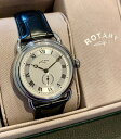 【即納可能】【あす楽】ROTARY 2424 GS02424/21 ロータリー ウォッチ 腕時計 時計 レザーベルト メンズ