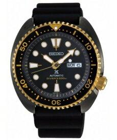 SEIKO SRPD46 セイコー プロスペックス 自動巻 ダイバー メンズ ウォッチ 200m防水 ブラック ゴールド