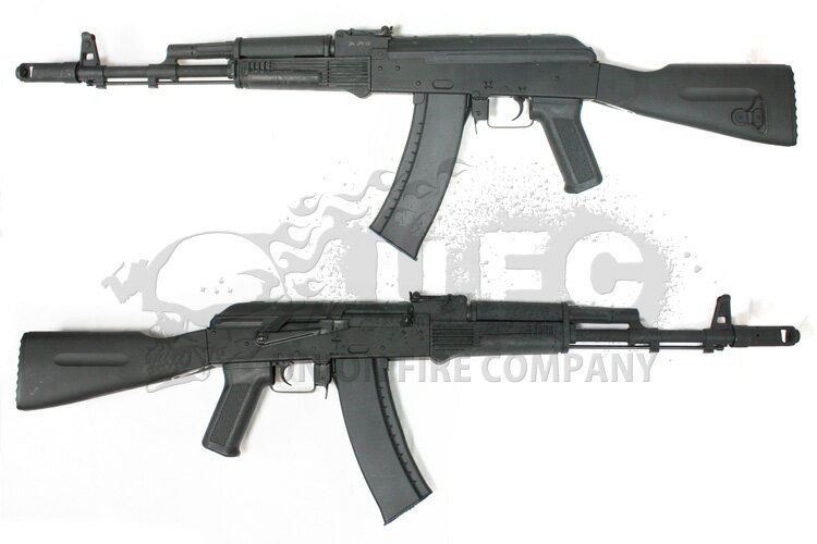 電動ガン CM031 AK-74 【エアガン/エアーガン】