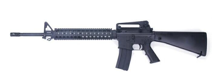 ≪弾速系&予備マグサービス≫S&T M16A4 M5RAS ガスブローバック スポーツライン BK