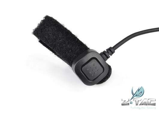 Element Z-TAC 骨伝導ヘッドセット Finger PTT ICOM用