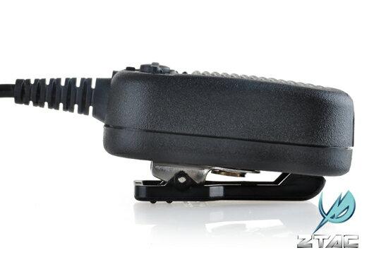 Element Z-TAC USMCタイプIntercom PTTスイッチ ICOM用