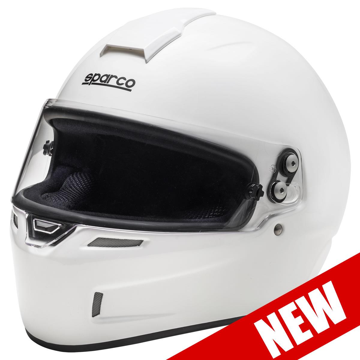 Sparco/スパルコ ヘルメット GP KF-4W CMR カート用 スネルCMR2016公認 2018年モデル