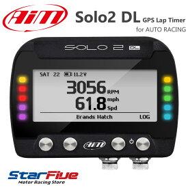 Aim SOLO2 DL GPSラップタイマー計測器 データーロガー 4輪/バイク/汎用(エーアイエム ソロ2)