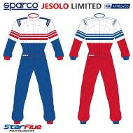 Sparco/スパルコレーシングスーツ4輪用JESOLO(イエゾロ)LIMTEDFIA公認限定復刻モデルSparco