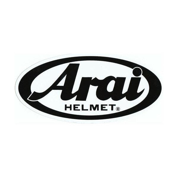 アライヘルメット ロゴマークステッカー Sサイズ