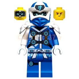 レゴ ニンジャゴーミニフィグ ディジ・ジェイ[71708] LEGO ばら売り