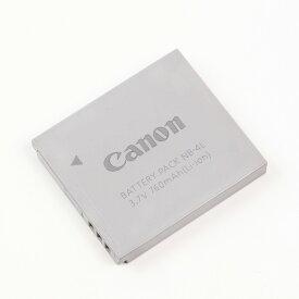 ポイント5倍!6/4 20:00〜6/11 1:59 【訳あり】Canon キャノン 純正 NB-4L バッテリーパック 充電池 NB4L