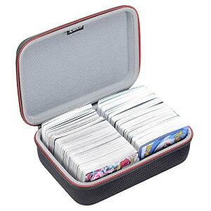 ポケモントレーディングカード対応 ケース RLSOCO大容量カードゲーム収納ケース Pokemon Trading Cards、デュエル・マスターズ、遊戯王OCG、ウノ UNO(ウノ アタック)、ヴァイスシュヴァルツ、ド