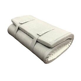 西川 リビング マットレス シングル 8cm厚 寝がえりが打ちやすい プロファイル 体圧分散 グレー 246056584