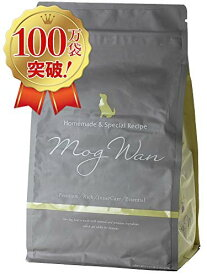 モグワン ドッグフード チキン サーモン 全犬種 全年齢 対応 1.8kg プライム対応 すぐにお届け グレインフリー 穀物 香料 着色料 不使用