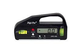Digi-Pas デジタル水準器 水平器 角度計 傾斜計 ポケットタイプ DWL80E
